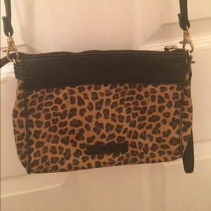 Liz Claiborne Crossbody Bag/ Wristlet